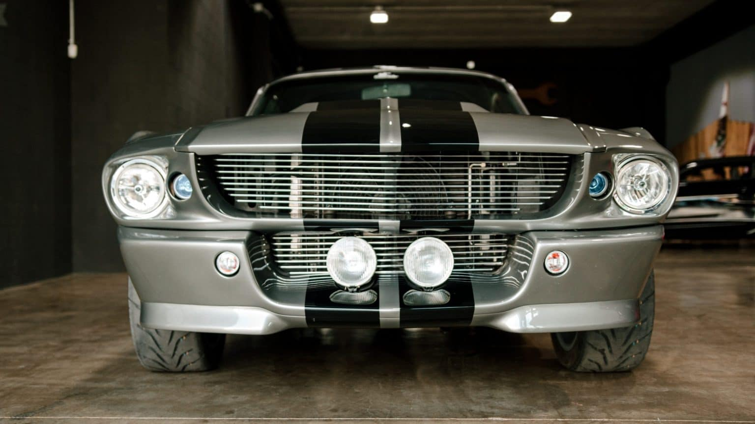 1967 Mustang Eleanor 0-60
