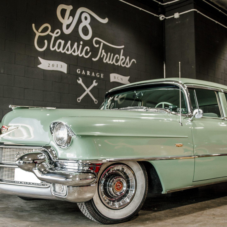 Cadillac Sedan Series 62 1956