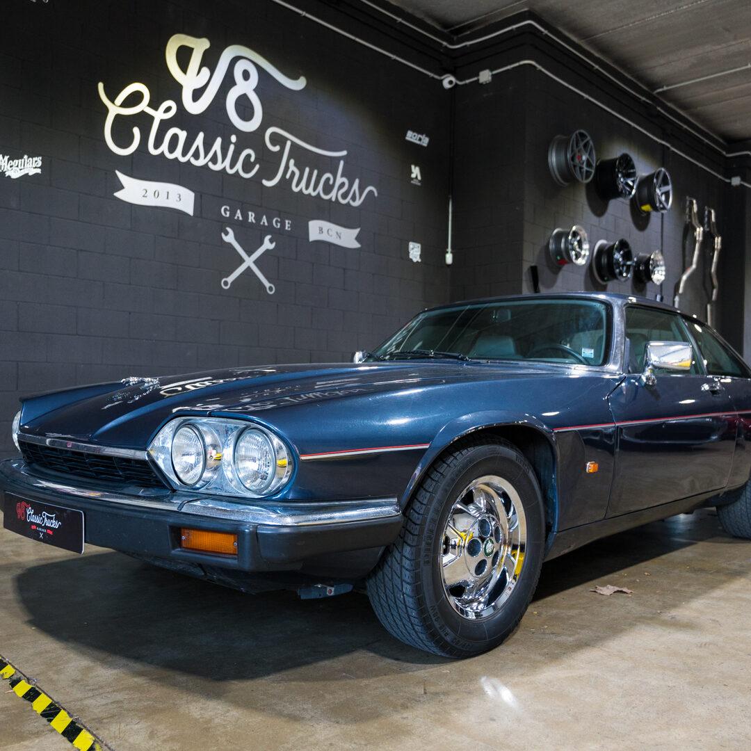 Jaguar XJ XJS 4.0